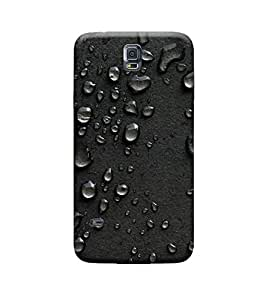 Kratos Glossy Finishing Back Cover For Samsung Galaxy S5 (Elite)