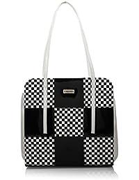 3 Mad Chicks Women's Shoulder Bag (Black) (SH050)