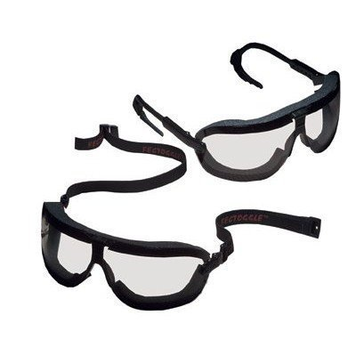 c21cd28e3ea AOSafety Fectoggles Impact Goggles - fectoggles large elasticheadband clear  lens by AOSafety