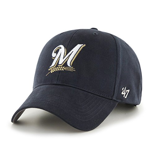 mlb-milwaukee-brewers-basic-mvp-adjustable-hat-youth