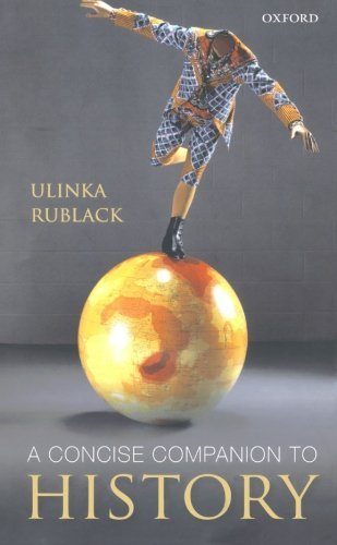 A Concise Companion to History by Ulinka Rublack (2012-12-02)