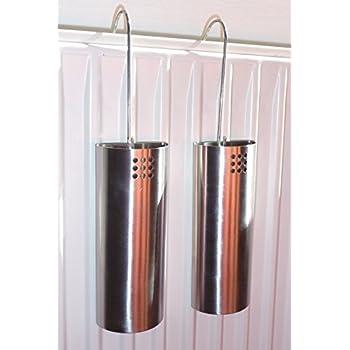 luftbefeuchter verdunster 4er set edelstahl f r heizk rper. Black Bedroom Furniture Sets. Home Design Ideas