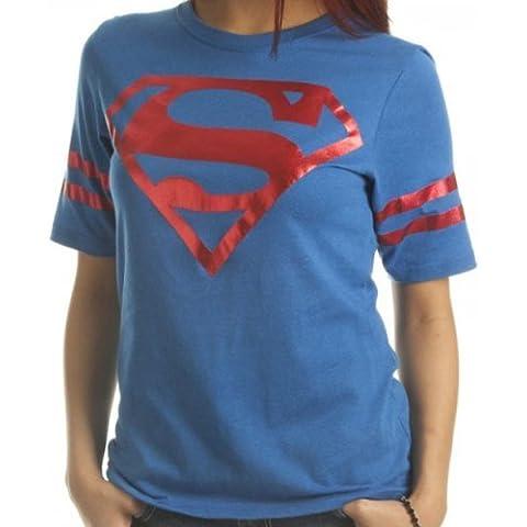 DC Comics Superman Foil Juniors Athletic