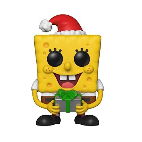 Bob EsponjaFunko Pop Navidad