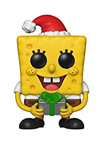 Funko - Pop Spongebob Squarepants Color Xmas,, 33923