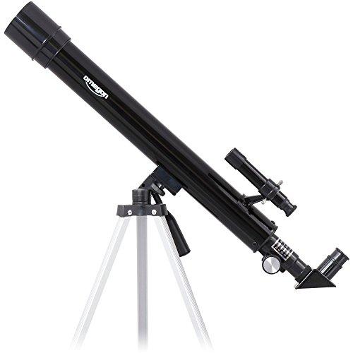 Omegon AC 50/600 AZ, telescopio Lentes Apertura 50
