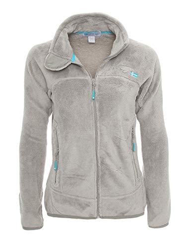 Damen UNIFLORE LADY Weste, Grau (L.GREY), X-Large (Size:4) ()