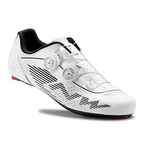 Northwave Evolution Plus Damen Rennrad Fahrrad Schuhe weiß 2017 Weiss