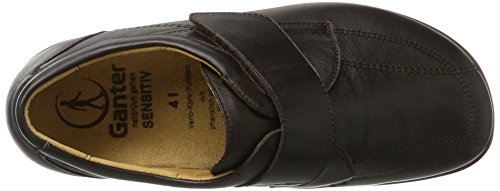 Ganter Damen Sensitiv Inge-I Slipper Braun (Espresso)