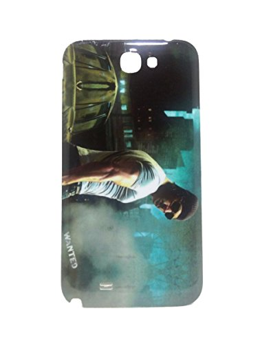 iCandy™ Hard Back Panel Replacement cover For Samsung Galaxy Note 2 N7100 - Salman Khan  available at amazon for Rs.160