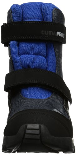 adidas Performance ADISNOW II PL CF CP K G97123 Unisex-Kinder Trekking- & Wanderschuhe Grau (DARK SHALE / NEO IRON MET. F11 / BLUE BEAUTY F10)