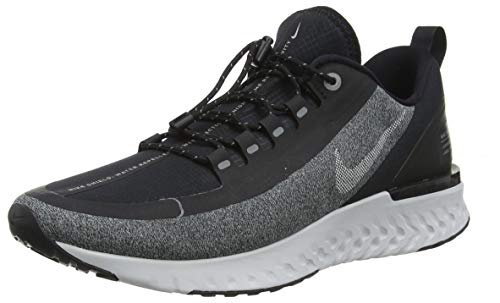Nike Odyssey React Shield, Zapatillas de Entrenamiento para Hombre, Multicolor (Black/White/Cool Grey/Vast Grey 002), 44.5 EU