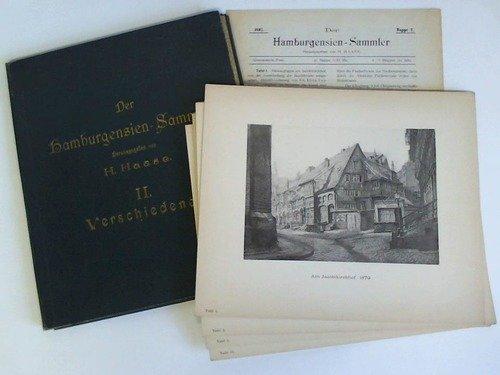 Der Hamburgensien-Sammler - Mappe II: Verschiedenes