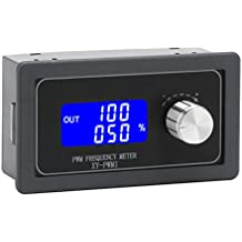 Droking Generador de señal PWM, 3.3-30 V Onda Cuadrada Generador de función de