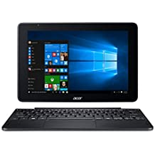 'Acer tablet One S1003 – 148 W – Procesador Intel Atom Quad Core x5-z8350, RAM 4 GB DDR3, 128 GB eMMC, pantalla multi-touch 10.1 IPS HD 1280 x 800, Two Built-in Stereo Speakers, W10 Home, Steel Grey