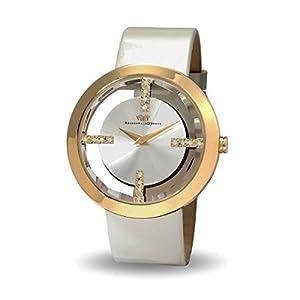 Rhodenwald & Söhne Reloj de mujer de cuarzo Bella Gioia Plata / Negro de Rhodenwald & Söhne