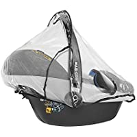 Maxi-Cosi Baby Car Seat Transparent and Ventilated Raincover, 0 - 12 Months