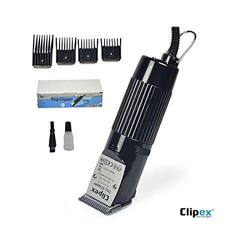 Clipex - Tosatrice per cani 30 W