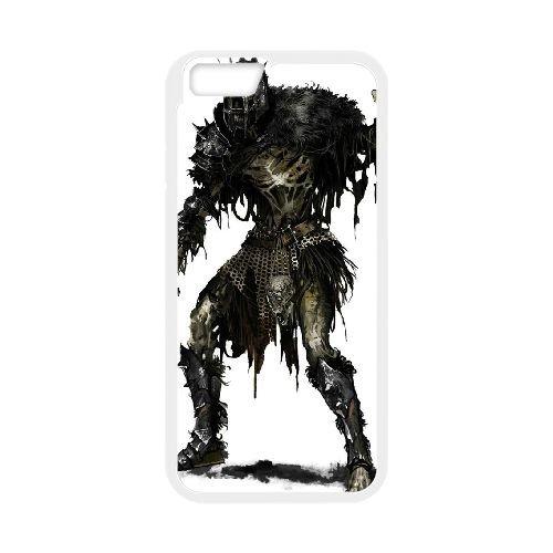 Dark Souls coque iPhone 6 4.7 Inch Housse Blanc téléphone portable couverture de cas coque EBDXJKNBO15583