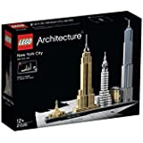 LEGO Architecture 21028 - New York City