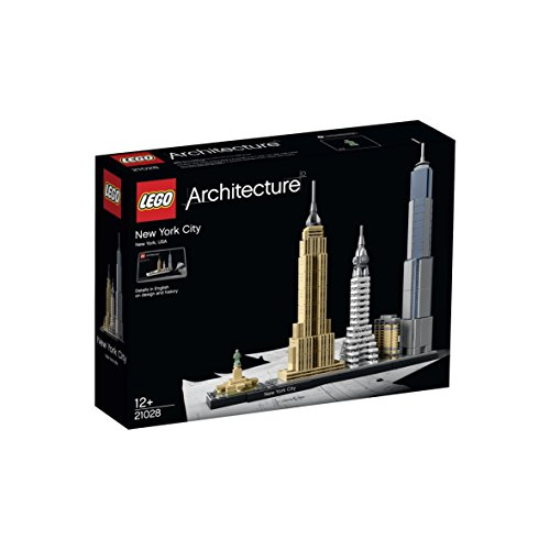 LEGO 21028 Architecture New York City, Skyline Collection