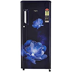 Whirlpool 200 L 5 Star ( 2019 ) Inverter Direct-Cool Single Door Refrigerator (215IMPC5SINV PRM SAPPHIRE RADIANCE-E, Sapphire Radiance)