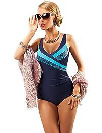 3e4db6c3ac Aquarilla Luxury Swimwear Women swimming costume one piece swimsuit swimwear  flat seams, moulded bra cups