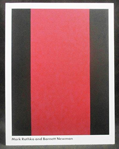 Mark Rothko und Barnett Newman. Das Sublime, jetzt!