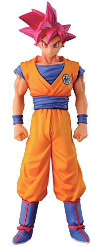 Banpresto Dragon Ball Z Chozousyu Goku God New Movie