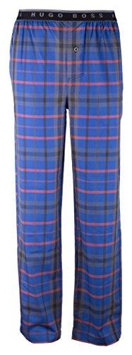 BOSS Webhose Long Pant/Schlafhose by Hugo Boss (L, karo-blau-grau-rot)