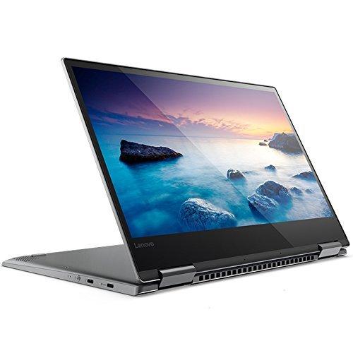 Lenovo Yoga 720-13IKB- Portátil táctil convertible 13.3″ FullHD (Intel Core i5-7200U, 16GB de RAM, 256GB de SSD, Intel HD Graphics, Windows 10) gris – teclado QWERTY Español