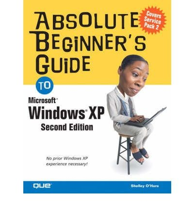 [(Absolute Beginner's Guide to Windows XP)] [by: Larry Sabato]