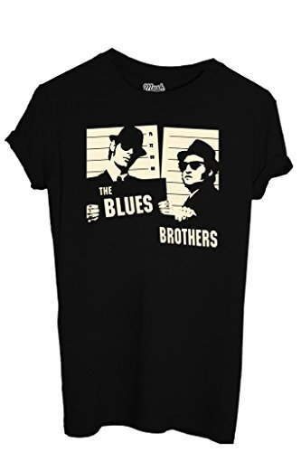 T-SHIRT THE BLUES BROTHERS - FILM by MUSH Dress Your Style Uomo-XL
