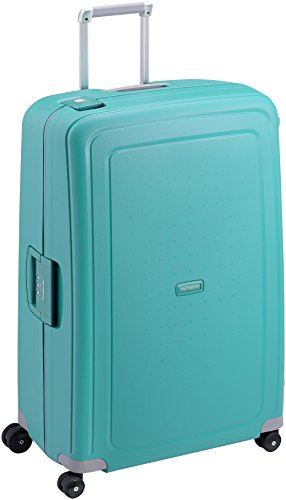 Samsonite S'Cure Spinner 81/30 Koffer, 81cm, 138 L, Aqua Blue