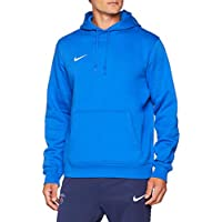 Nike Team Club Hoody Erkek Gri Sweatshirt (658498-050)
