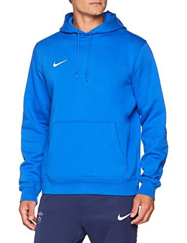 Nike Herren Team Club Hoodie Medium Royal Blue/Royal Blue/Football White