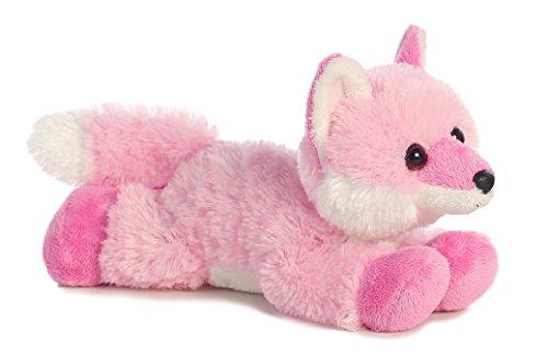 Strawberry Pink Fox Mini Flopsie 8 by Aurora by Aurora