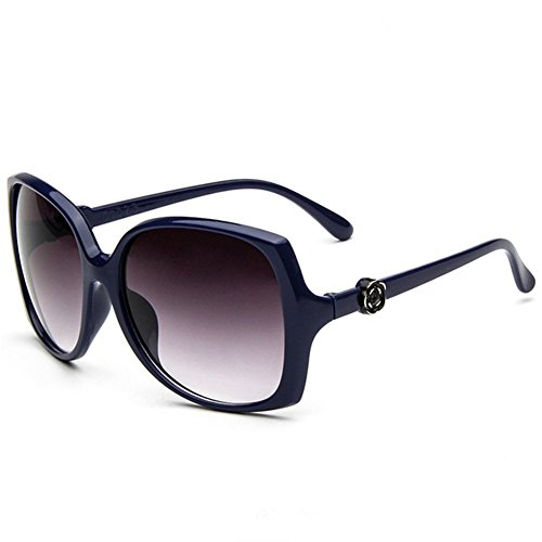 Z-P New Fashion For Grils Exquisite Reflective UV400 Sunglasses 60MM