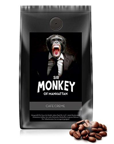 SIR MONKEY OF MANHATTAN Cafe Creme 500 g