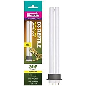 Ardacia FD3PC24E D3+ Compact Lampe Lamp, 24 watt