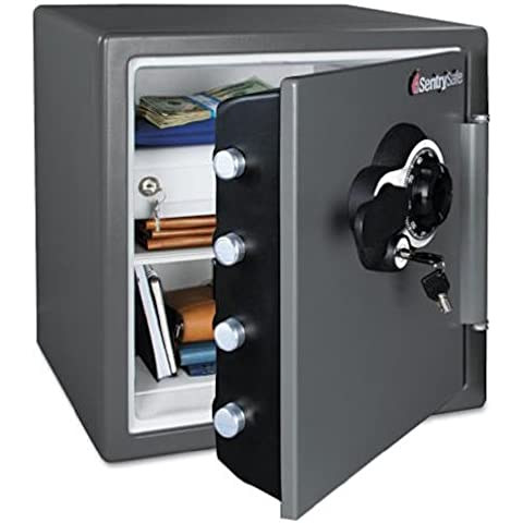Sentry Safe Combination Water/Fire Resistant Safe, 16-3/8