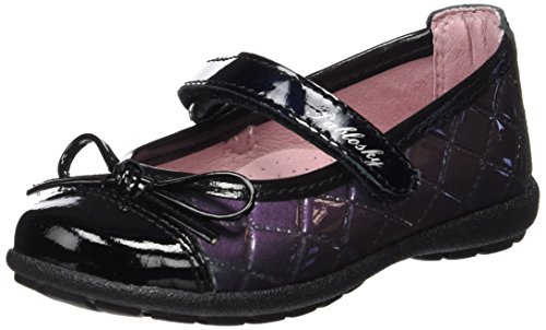 Pablosky 316758, Ballerines  fille Violet (Violett)