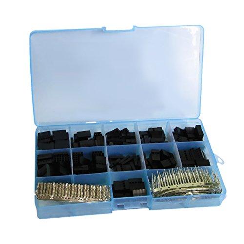 gazechimp-620pcs-wire-jumper-pin-header-dupont-crimp-conjunto-de-pines-conector-kit-u0026-m-f-pinzas