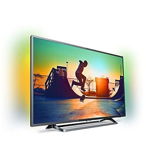Philips 6000 series Téléviseur LED Smart TV ultra-plat 4K 55PUS6262/12 écran LED - écrans LED (139,7 cm (55