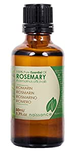 Naissance Rosemary Essential Oil 50ml 100% Pure