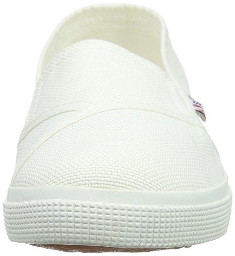Superga 2210 Cotw, Chaussons Sneaker Adulte Mixte Blanc (White)