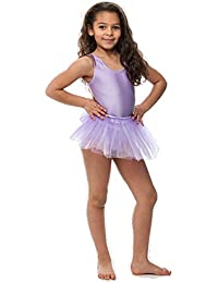 Girls Ladies Lilac Ballet Dance Fancy Dress 3 Net Layer Tutu Skirt By Katz Dancewear All Sizes