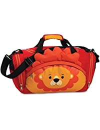 Fabrizio Kindertasche Sporttasche Reisetasche, Jungen Mädchen Kinder,verschiedene Farben, 39 x 25 x 20 cm