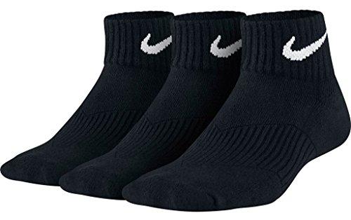 Nike 3 Pair YTH CTN CUSH CREW Socks