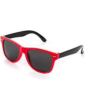 Kiddus Gafas de sol para niños y niñas con protección UV400, Edad recomendada de 6 a 12 años. Diferentes y Divertidos...